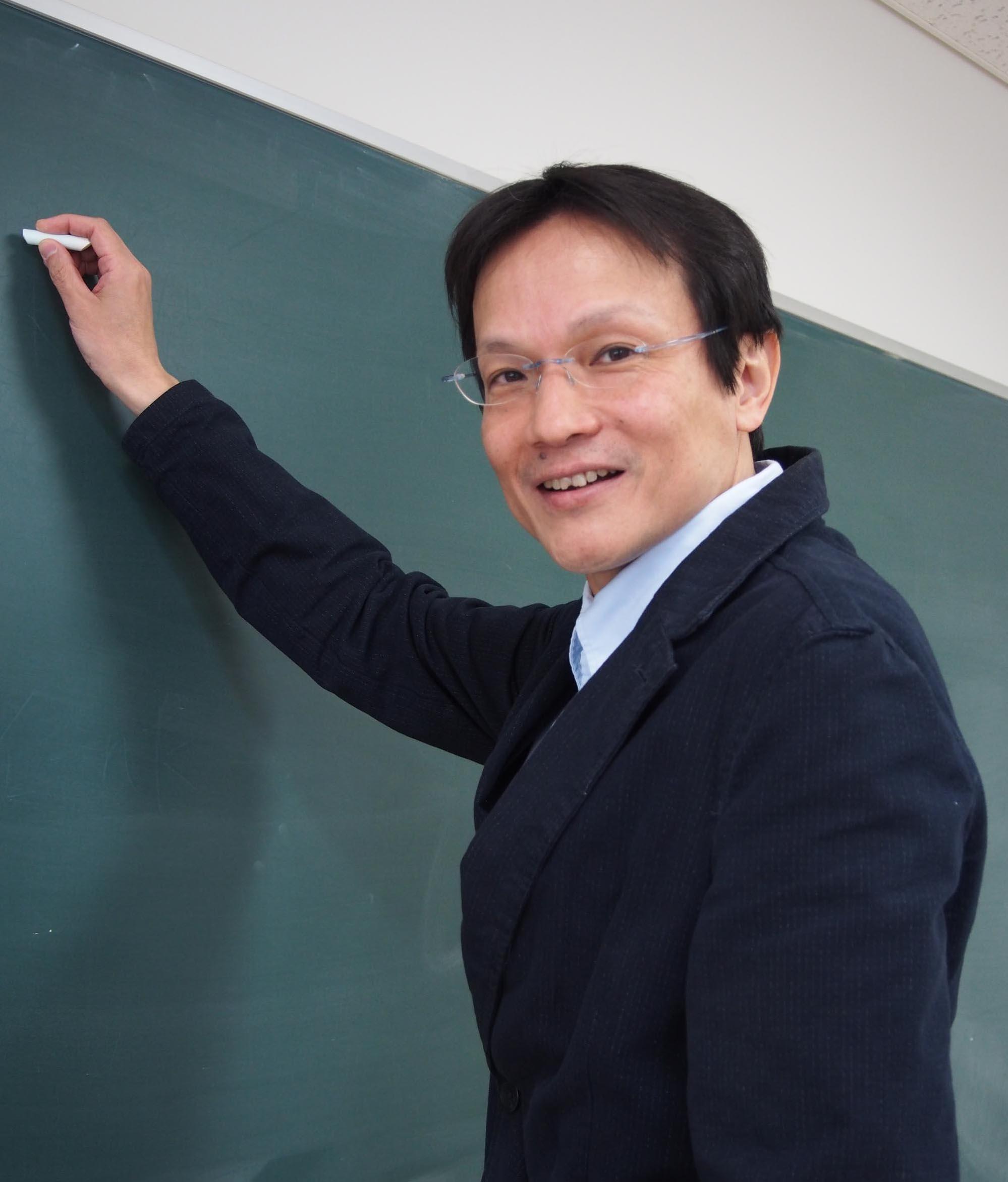 Prof. Dr. Egami, Masahiko Dean of the Graduate School of Economics and Faculty of Economics