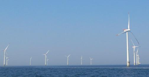 ホーンズリーフ1洋上発電所