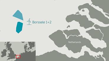 ボルセラ沖プロジェクト位置図